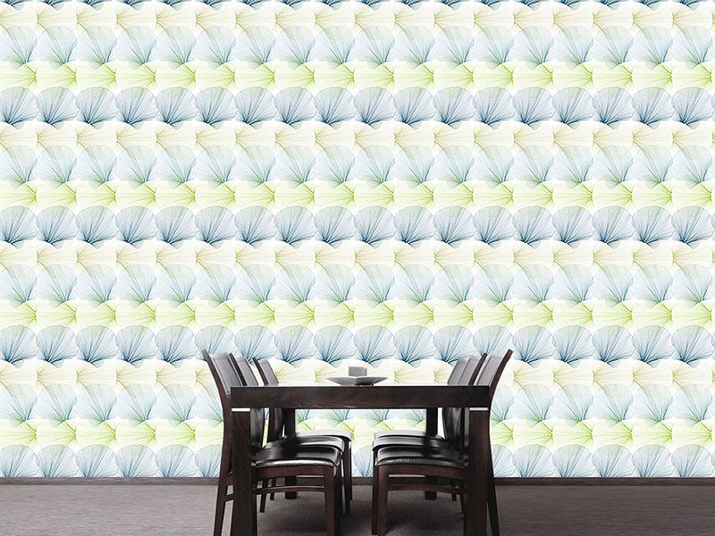 Pattern Wallpaper A Touch Of A Mussel