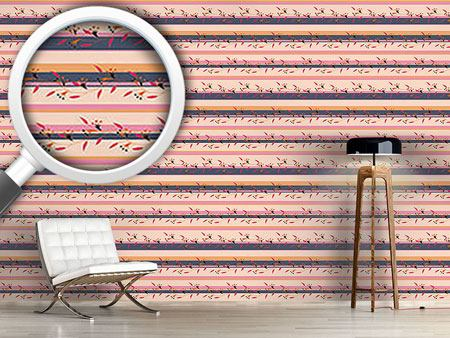 Pattern Wallpaper Ines Pink