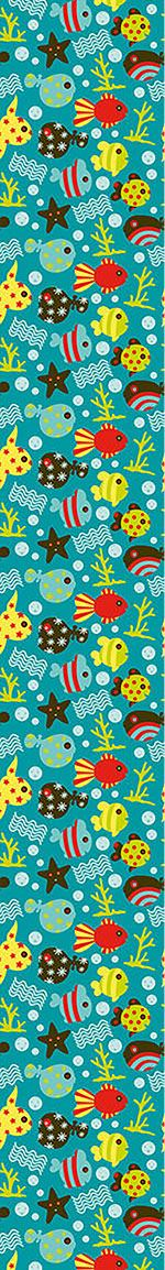 Papier peint design Waterworld Reef