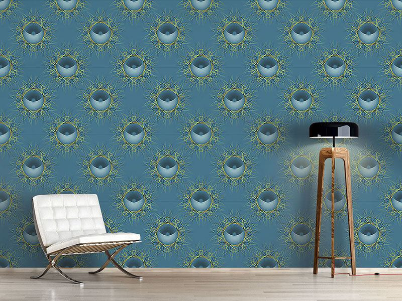 Pattern Wallpaper Marbella