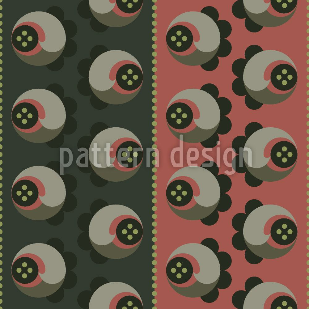 Papier peint design Shade Of Roses