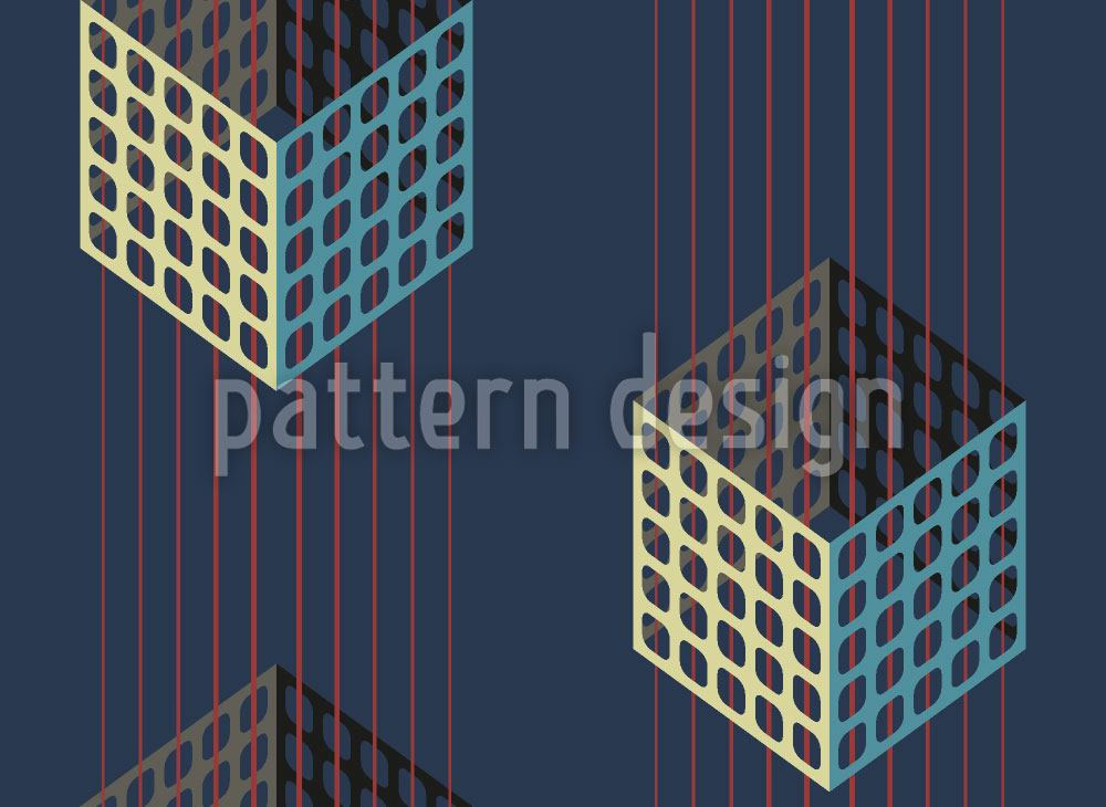 Pattern Wallpaper Boxes
