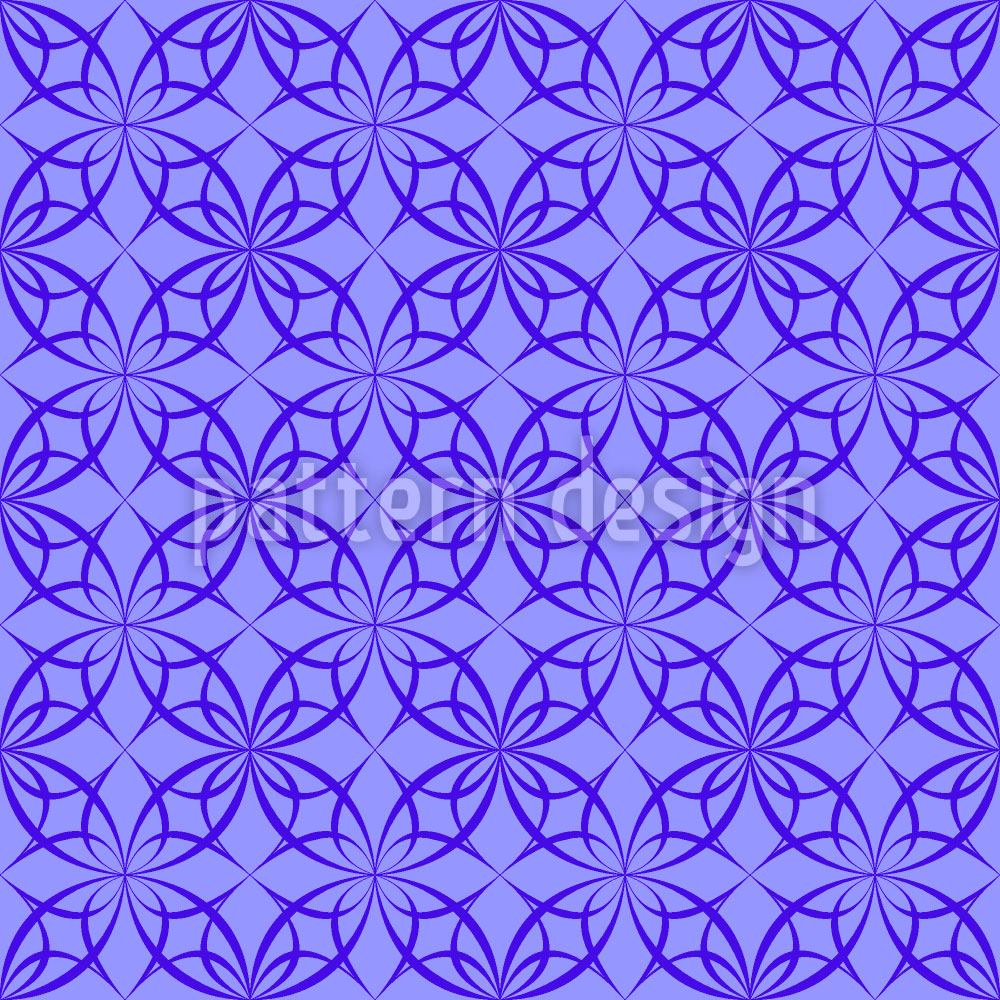 Pattern Wallpaper Gothic Arabic Network