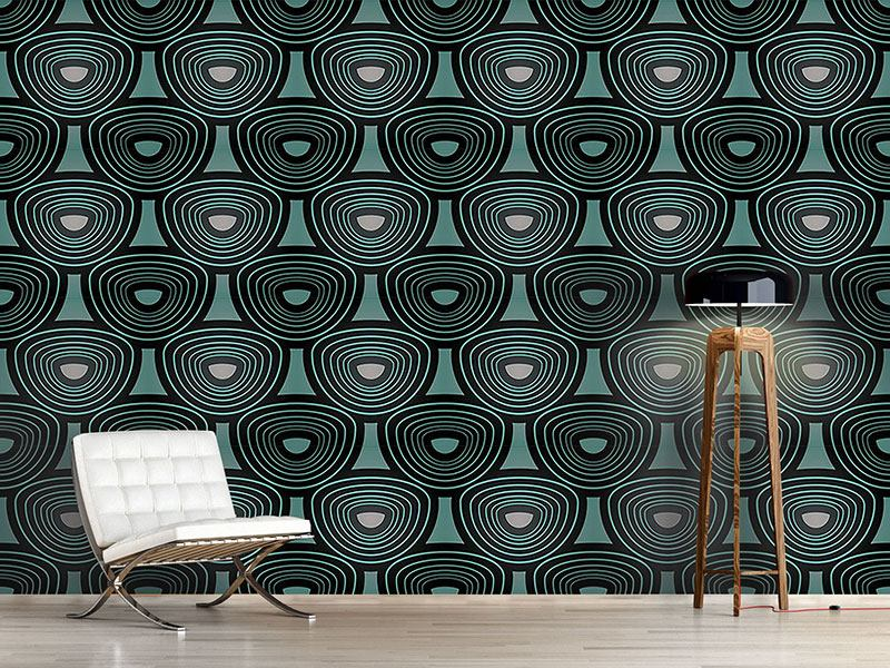 Papier peint design Licorice
