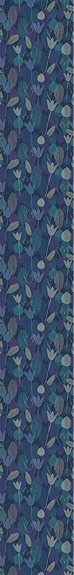 Pattern Wallpaper I Dreamed Of Tulips And Leaves