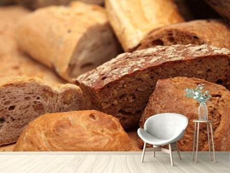 Photo Wallpaper The breads