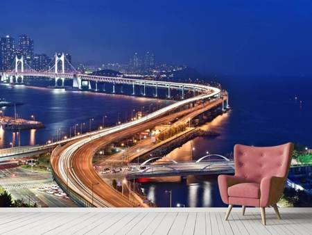 Photo Wallpaper Busan South Korea
