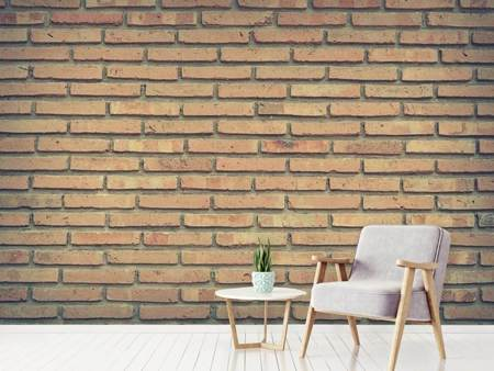 Photo Wallpaper Classic brick wall