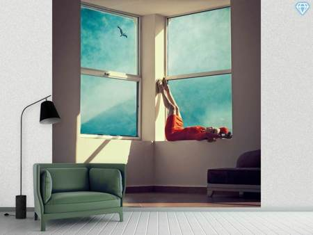 Photo Wallpaper Room With A View