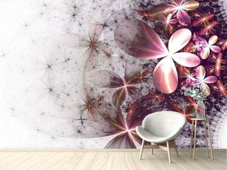 Fotobehang Abstract Floral
