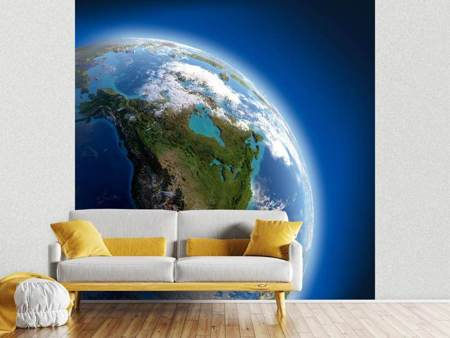 Photo Wallpaper The Earth