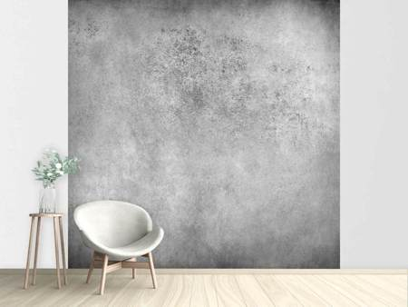 Fotobehang Gray Wall Shades