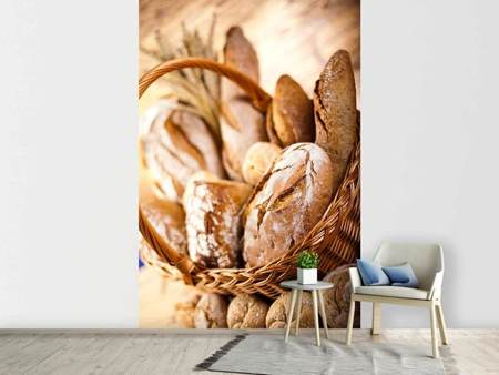 Photo Wallpaper Breadbasket
